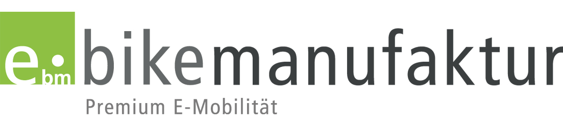 Logo e-bike manufaktur
